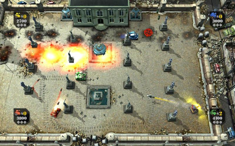 Tank Battles - Imagem 1 do software