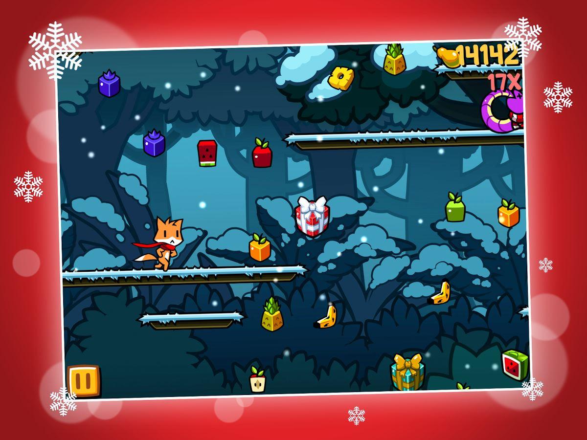 Tapp Run Xmas - Salve o Natal - Imagem 1 do software