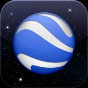 Logo Google Earth ícone