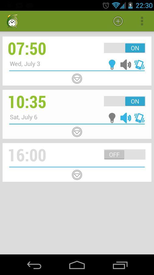 6th Sense (Alarm Clock) - Imagem 1 do software