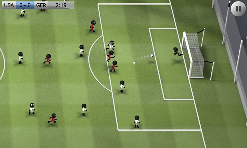Stickman Soccer - Imagem 1 do software