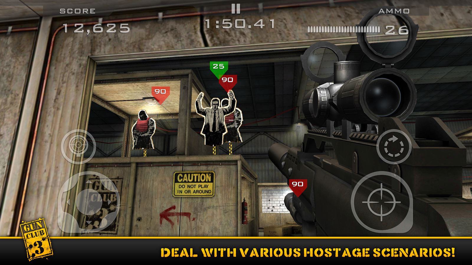 Gun Club 3: Virtual Weapon Sim - Imagem 1 do software