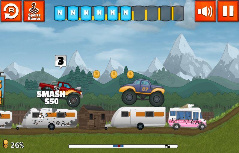Grand Truckismo - Imagem 1 do software