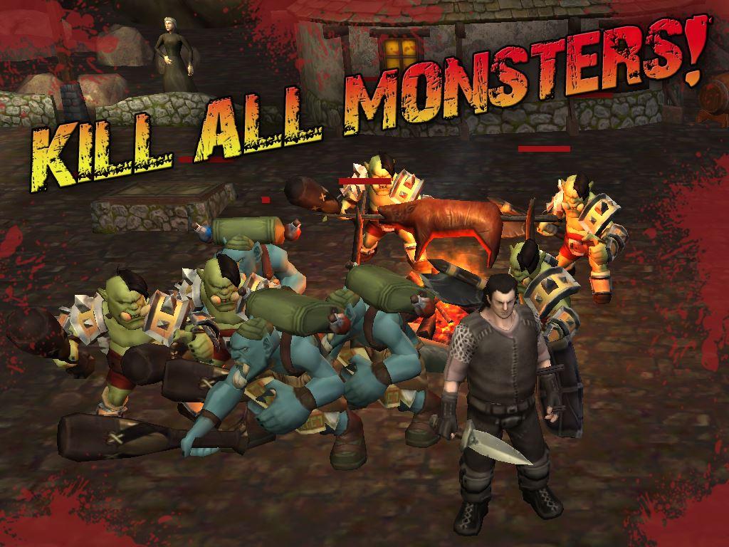 Angry Warrior Eternity Slasher - Imagem 1 do software
