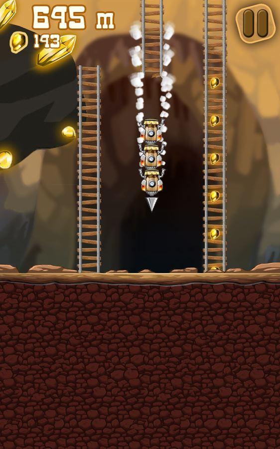 Gold Diggers - Imagem 2 do software