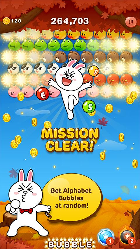 LINE Bubble! - Imagem 2 do software