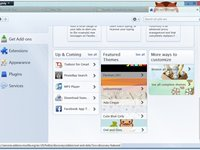 Imagem 2 do Mozilla Firefox Nightly