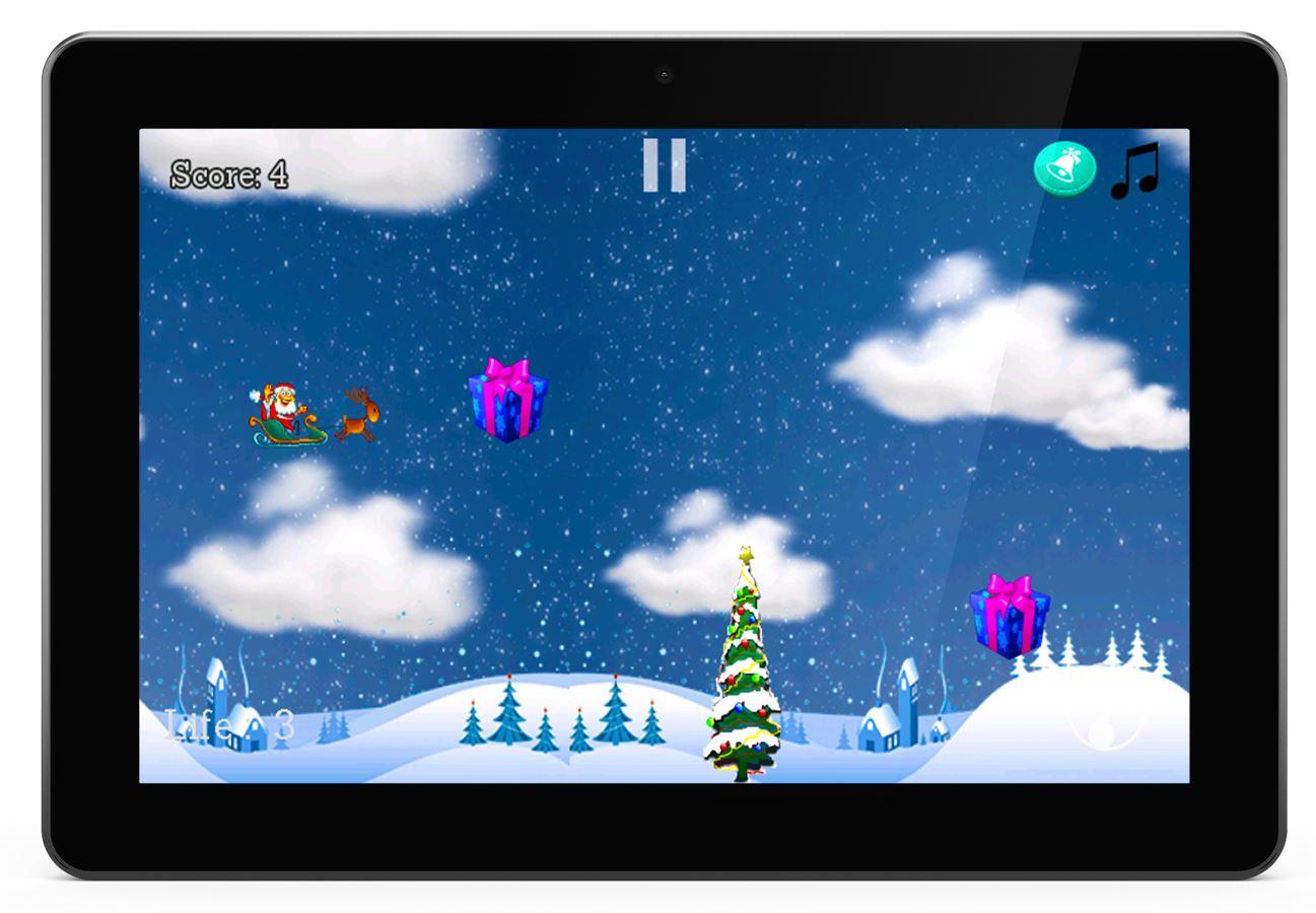 Santa Dash Best Christmas Game - Imagem 1 do software