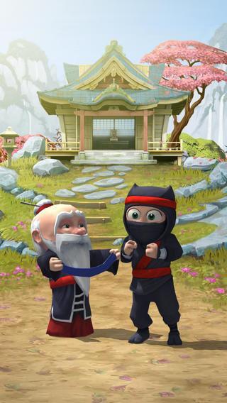 Clumsy Ninja - Imagem 2 do software