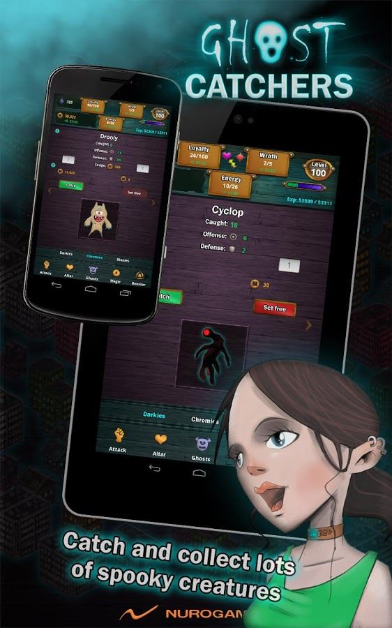 Ghost Catchers - Imagem 1 do software