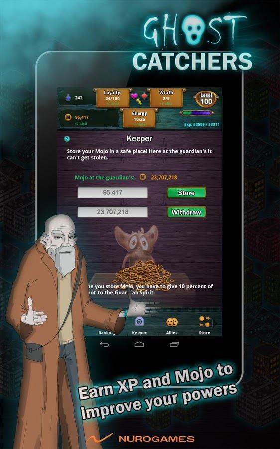 Ghost Catchers - Imagem 2 do software