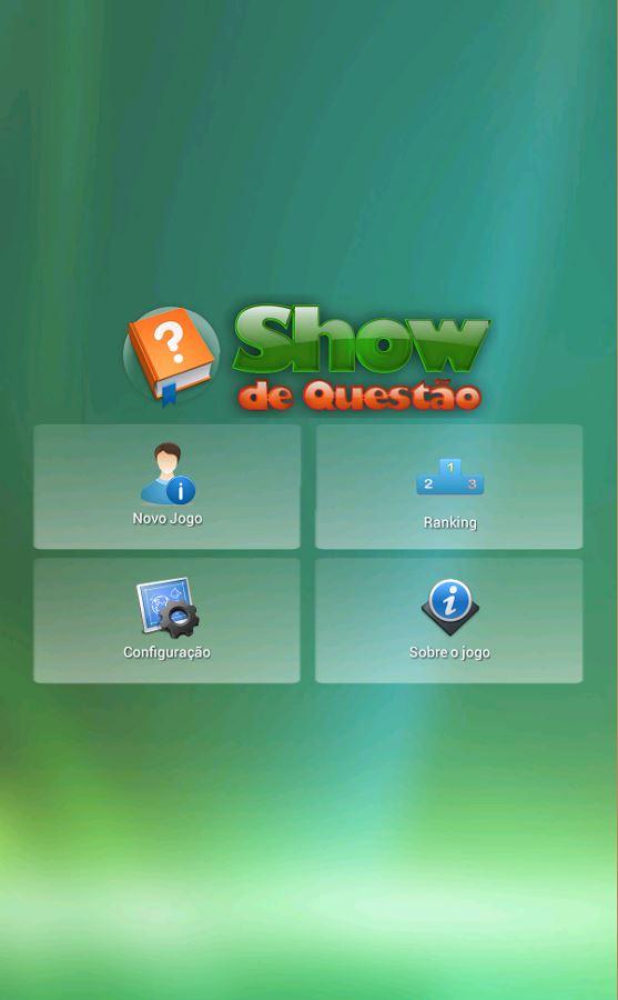 Show de Questão - Imagem 1 do software