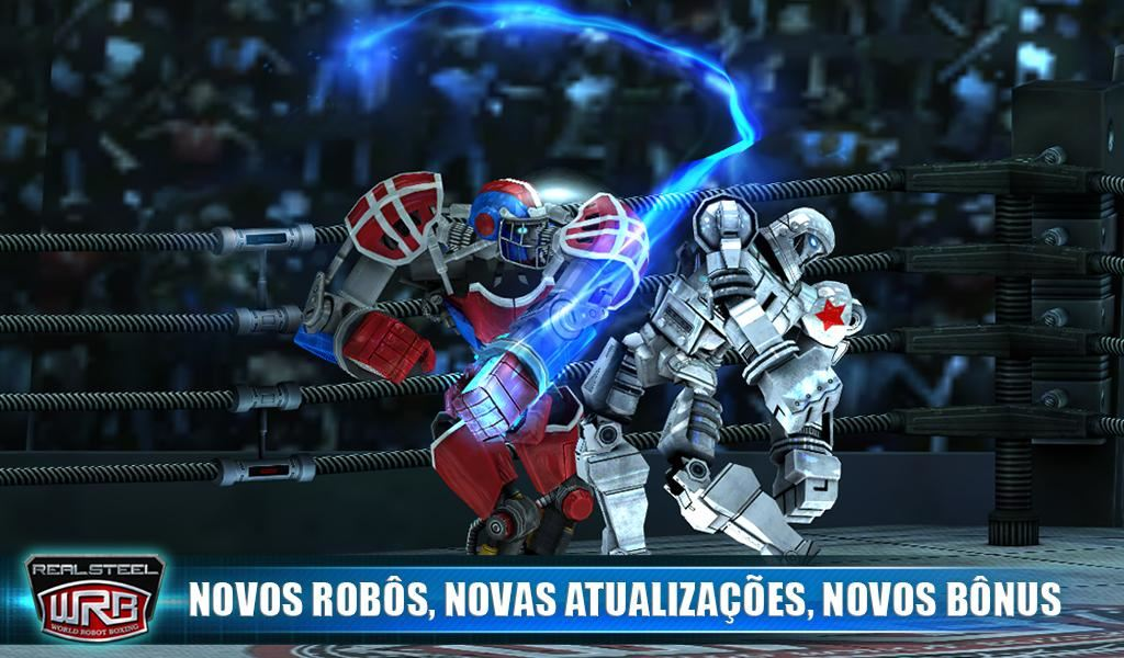 Real Steel World Robot Boxing - Imagem 1 do software