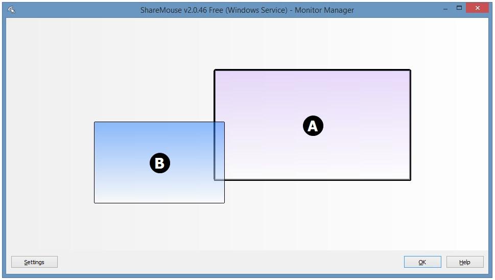 ShareMouse - Imagem 1 do software