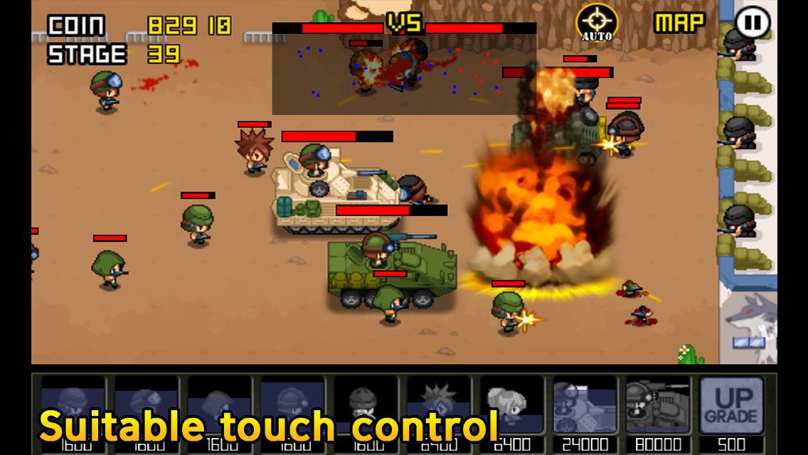 Army Wars Friends - Imagem 1 do software