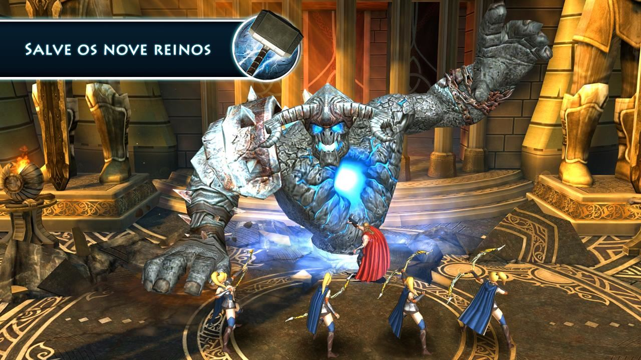 Thor: TDW - The Official Game - Imagem 2 do software