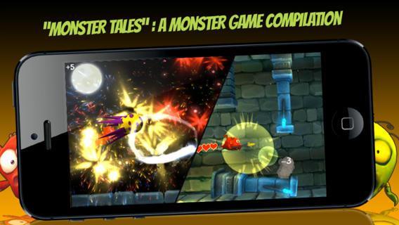 Some Monster Tales - Imagem 1 do software