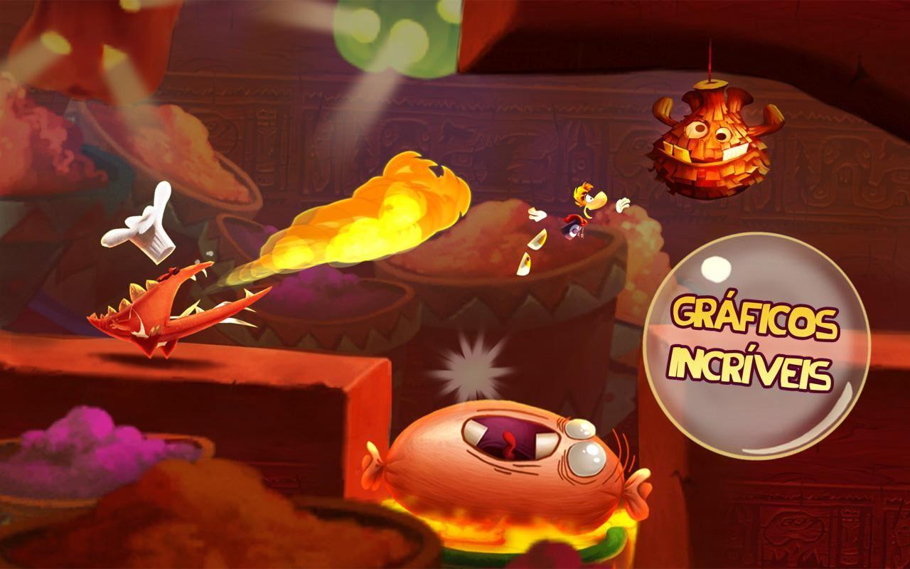 Rayman Fiesta Run - Imagem 1 do software