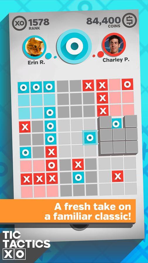 Tic Tactics - Imagem 1 do software