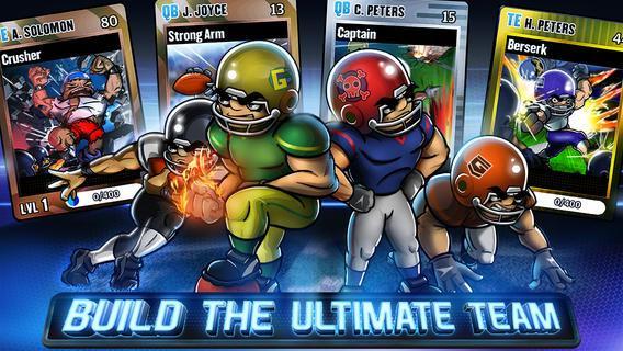 Football Heroes - Imagem 2 do software