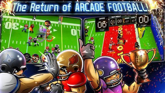 Football Heroes - Imagem 1 do software