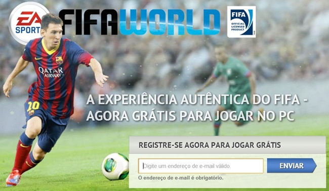 FIFA World - Imagem 2 do software