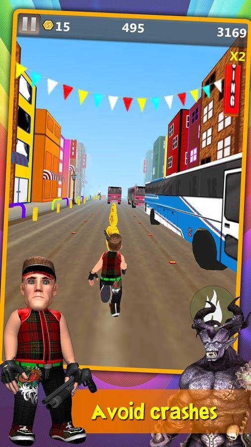 Run to Fight - Imagem 1 do software