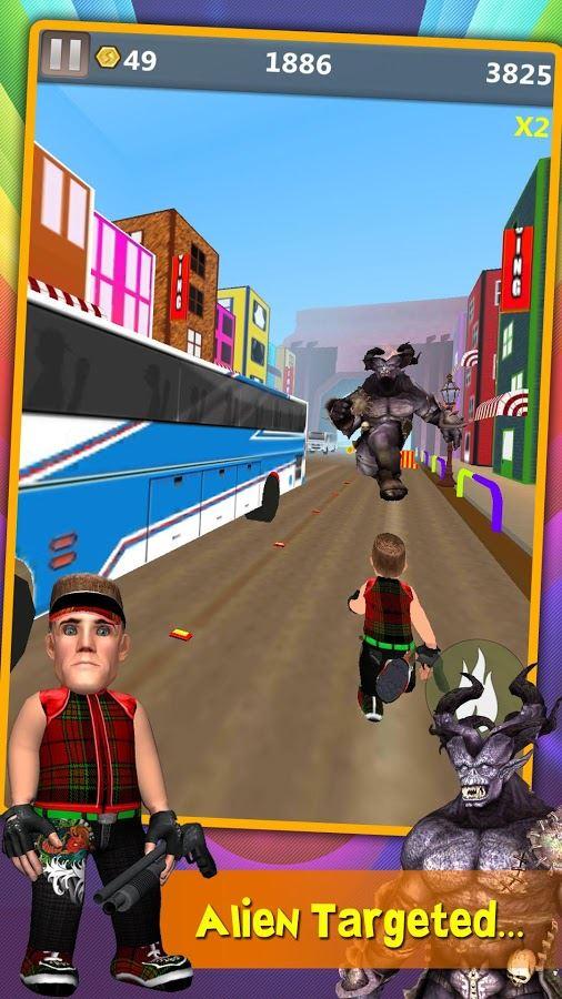 Run to Fight - Imagem 2 do software