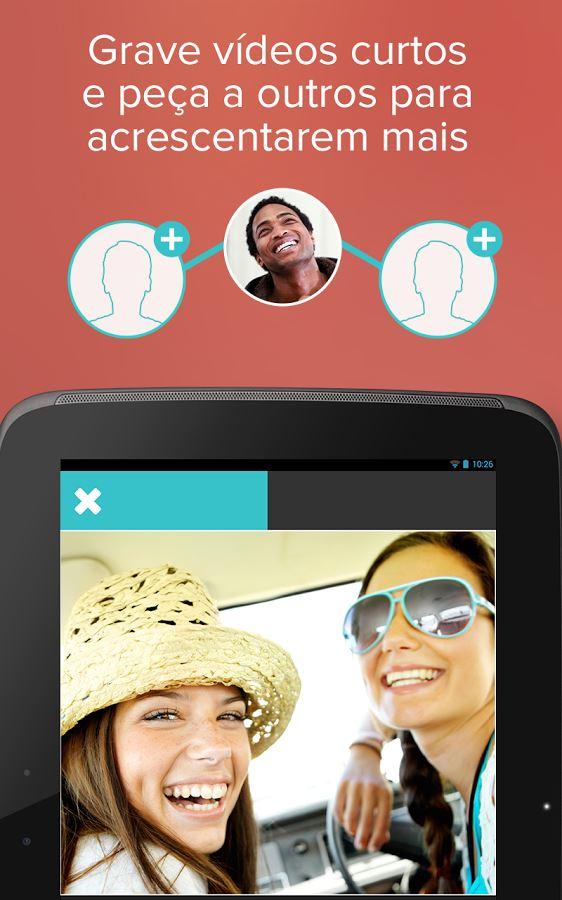 JumpCam - Friends Video Camera - Imagem 1 do software