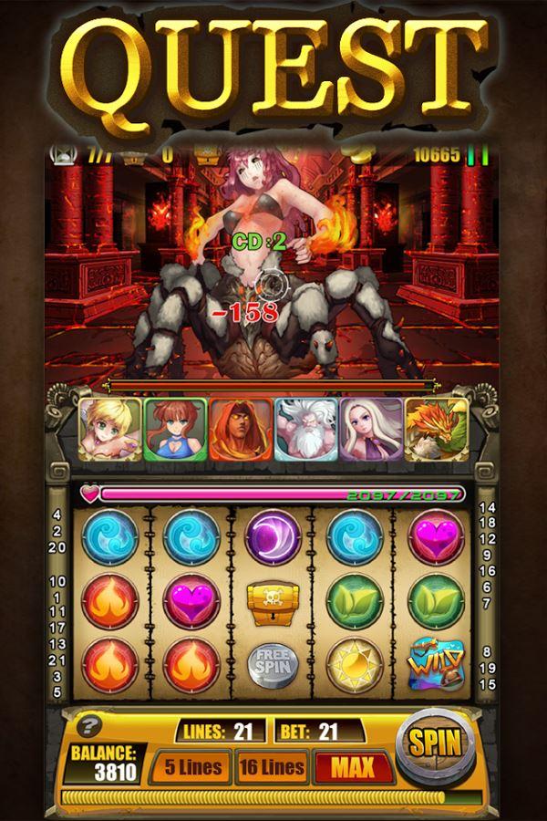 Dragon Era - Slots Adventure - Imagem 1 do software