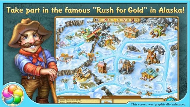 Rush for Gold: Alaska - Imagem 1 do software