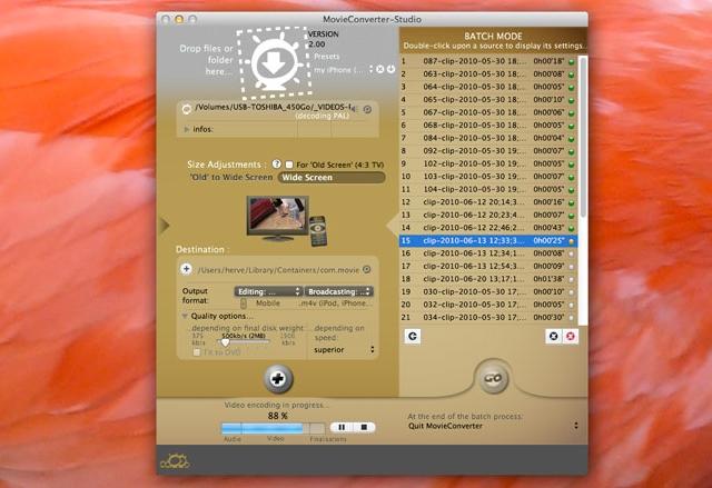 MovieConverter Studio - Imagem 1 do software