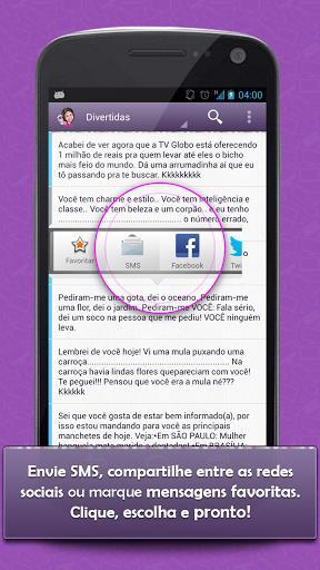Mensagens para Celular - Imagem 2 do software