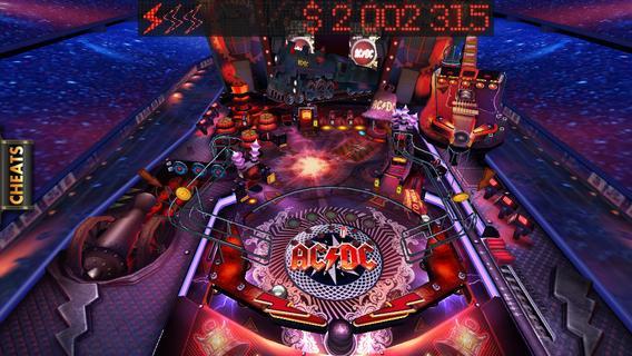 Pinball Rocks HD - Imagem 1 do software