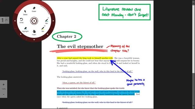 Drawboard PDF - Imagem 2 do software