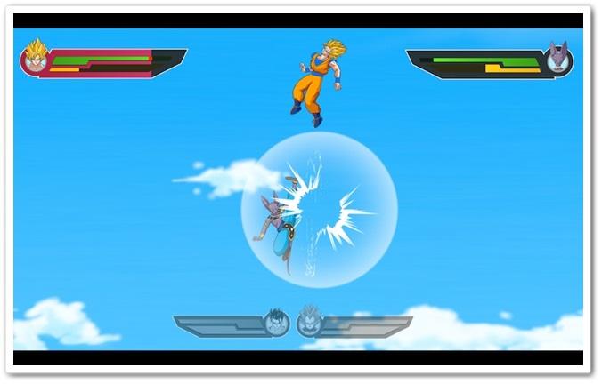 Dragon Ball Z: A batalha dos Deuses.