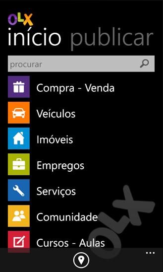 OLX Classificados Grátis Download