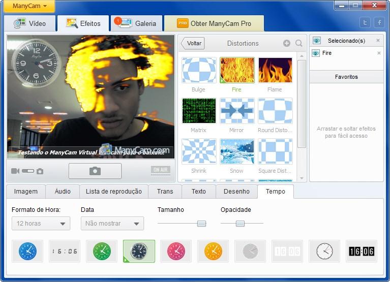 ManyCam Virtual Webcam Download para Windows Grátis