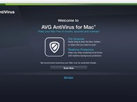 Imagem 1 do AVG AntiVirus for Mac