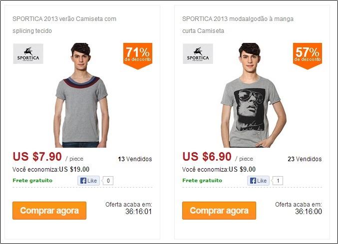 9f9e9547c7 Como comprar roupas de marca superbaratas na China - TecMundo