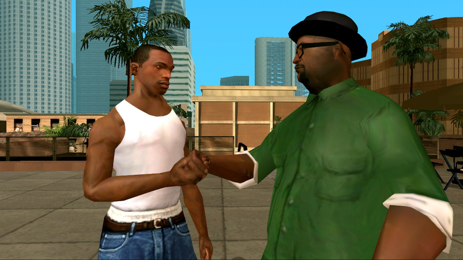 Grand Theft Auto: San Andreas - Imagem 1 do software