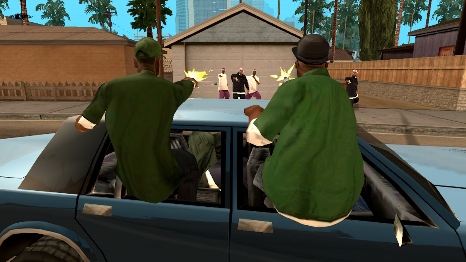 Grand Theft Auto: San Andreas - Imagem 2 do software