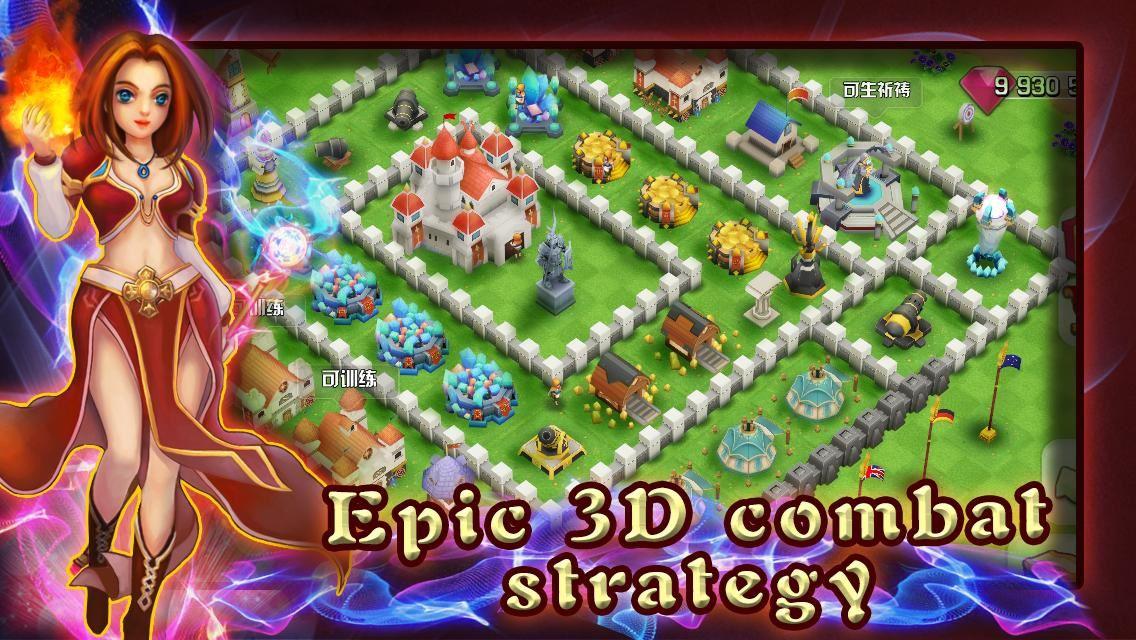 Clash Of The Kingdoms - Imagem 1 do software