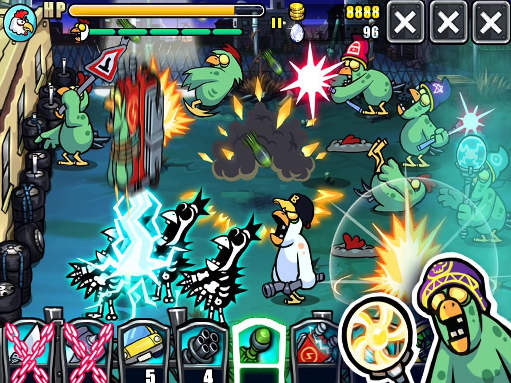 Chicken Revolution2 : Zombie - Imagem 1 do software
