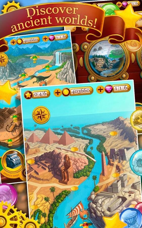 Bubble Chronicles: Epic Travel - Imagem 1 do software