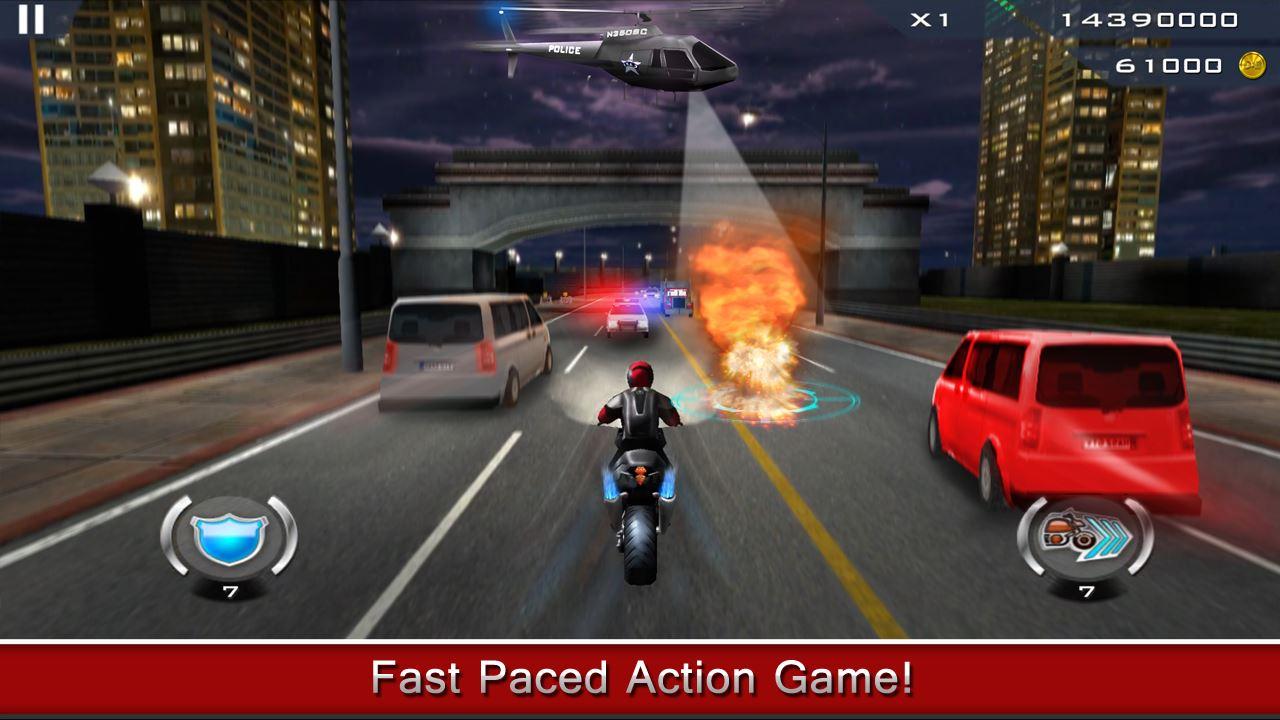 Dhoom:3 The Game - Imagem 1 do software