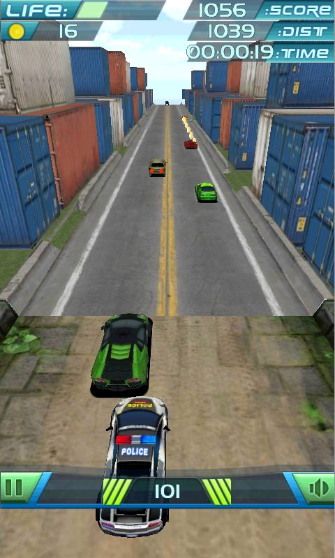 Drive Angry Racing 2 - Imagem 2 do software