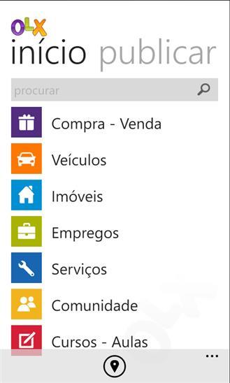 OLX Classificados Grátis - Imagem 1 do software