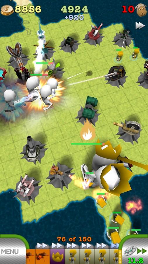 TowerMadness - Imagem 1 do software