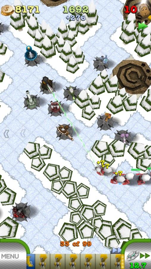 TowerMadness - Imagem 2 do software
